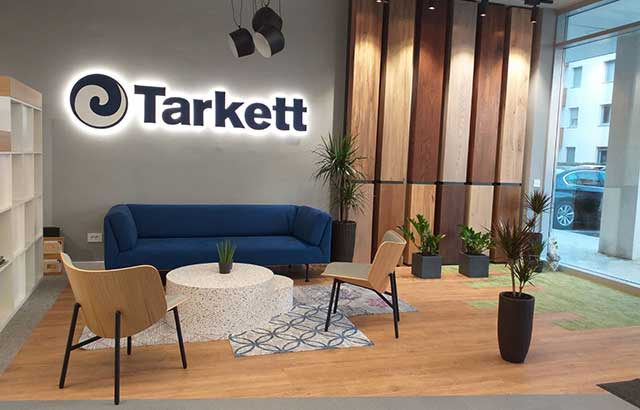 Tarkett Showroom