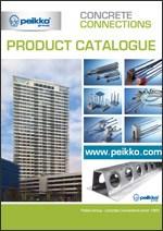 Peikko proizvodi za veze u betonu