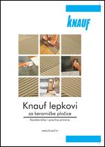 Brošura Knauf-Lepkovi za keramiku