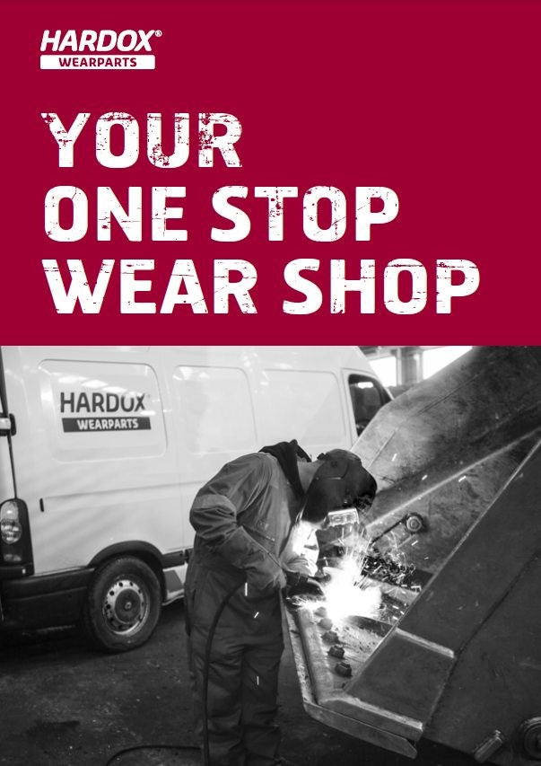 SSAB-Hardox-Your one stop wear shop