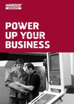 SSAB-Hardox-Power up your business
