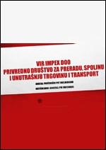 Vir Impex-prezentacija firme