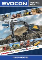 Evocon - Katalog opreme 2015