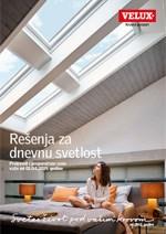 VELUX-Katalog proizvoda 2019