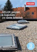VELUX - Prozori za ravne krovove