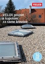 VELUX prozori za ravne krovove