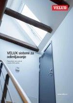 VELUX - Sistemi za odimljavanje
