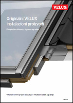 VELUX - Instalacioni proizvodi