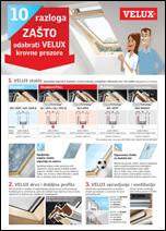 VELUX-Izlaz na krov
