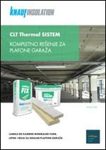 Knauf Insulation - CLT Thermal sistem