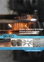 Brako - Katalog zičanih proizvoda