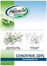 Skala Garden - Katalog proizvoda sa cenovnikom
