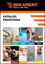 Bekament katalog proizvoda