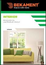 Interior katalog - Proizvodi za unutrašnje zidove