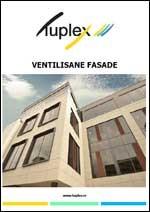 Tuplex - Ventilisane fasade