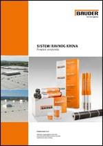 Bauder - Sistemi ravnog krova