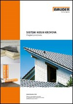 Bauder - Sistemi kosih krovova