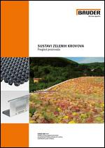 Bauder-Sistemi zelenih krovova