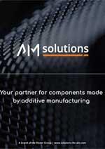 AM Solutions - Obrada delova proizvedenih 3D skenerima