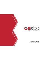 EX BC Projekti