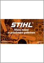 STIHL - Moćne mašine za profesionalne građevinare