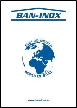Ban-Inox - Katalog (srpski)