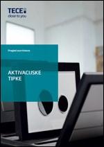 Katalog TECE aktivacijske tipke