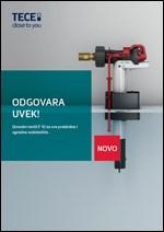 Katalog TECE dovodni ventil F10