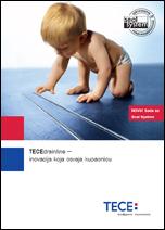 Katalog TECEdrainline-Inovacija koja osvaja kupatilo
