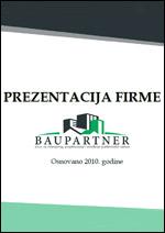 BAUPARTNER - Prezentacija firme