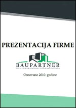 BAUPARTNER-Prezentacija firme