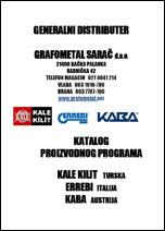 Katalog-Grafometal Sarač