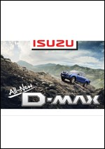 Isuzu D-Max pikap