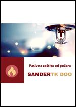 SanderTK - Pasivna zaštita od požara