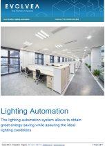 Evolvea - Automatizacija osvetljenja