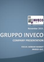 INVECO - Prezentacija firme