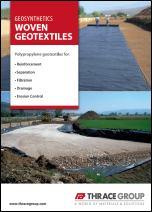 Thrace Group - Katalog Tkani geotekstil