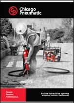 CP ručna hidraulična oprema i hidraulični čekići