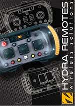 Hydra Remotes products - Nova linija proizvoda pod novim imenom