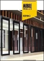 ESPERO katalog mobilnih zidova