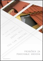GERARD® - Priručnik za pokrivanje krovova