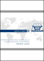 KORODUR-Katalog