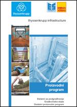 Comterra-Proizvodni program thyssenkrupp