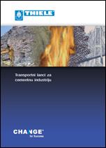 Comterra-Transportni lanci za cementnu industrijiu,THIELE