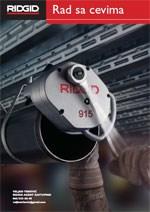 RIDGID - Rad sa cevima