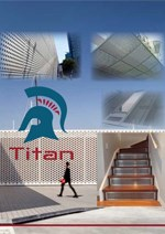 Titan - Perforacija limova i rešetkasta gazišta