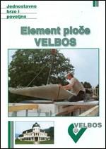 Element ploče VELBOS