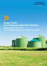 Master Builders Solutions - Biogas elektrane