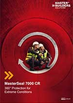 Master Builders Solutions - MasterSeal 7000 CR zaštita za ekstremne uslove