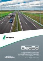 BeoSol - hidraulična veziva za stabilizaciju puteva